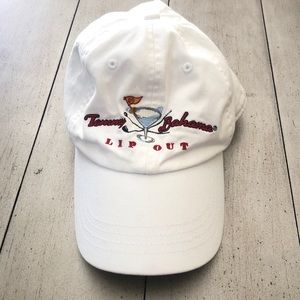 "Tommy Bahama Golf 18 ""Lip Out"" White Slouch Hat"